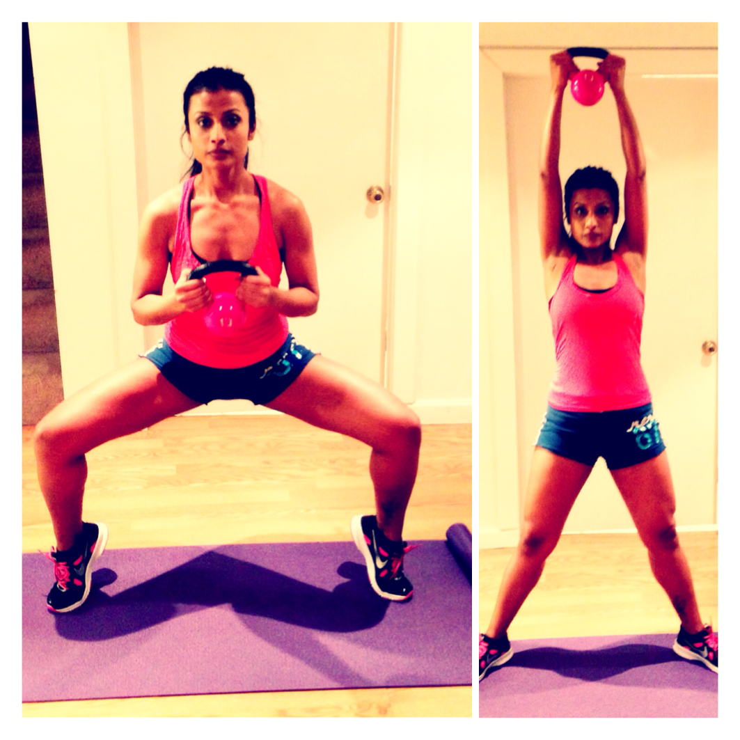 The Overhead Press The Actual Difference Between Seated: My 5 Favorite Kettlebell Exercises